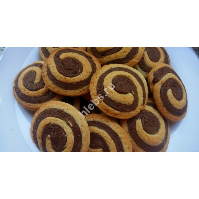 """Печенье """"Спиральки"""""""